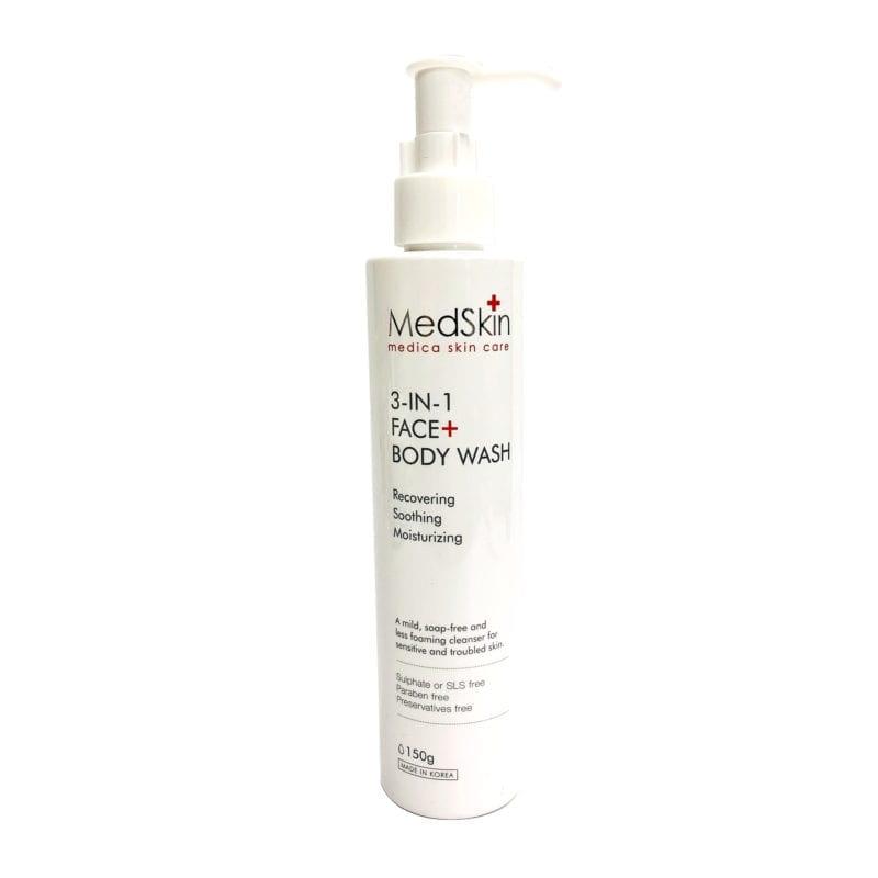 Medskin Face & Body Wash Skincare 150ml