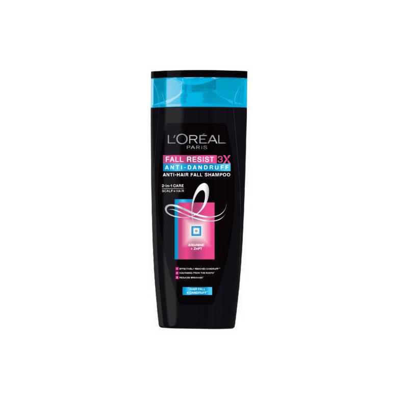 loreal Fall Resist Anti-dandruff Shampoo 330ml
