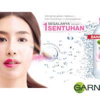 Garnier Micellar Cleansing Water Pink 125ml