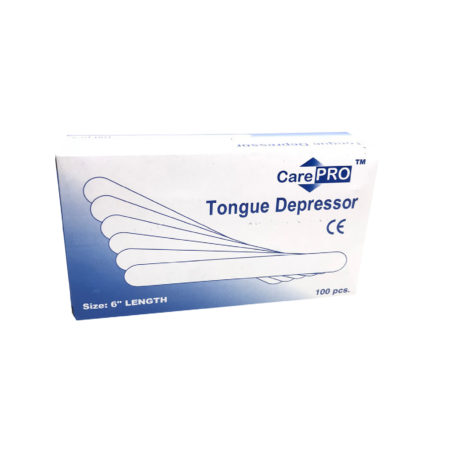 Unigloves Wooden Tongue Depressor 100s