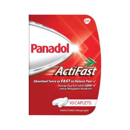 Panadol Actifast 10x10s