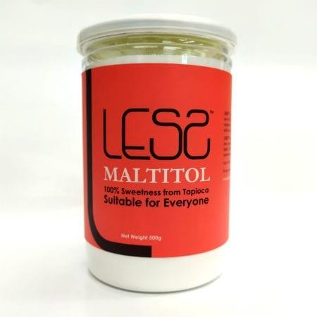 Uniqo Lesz Maltitol 500g