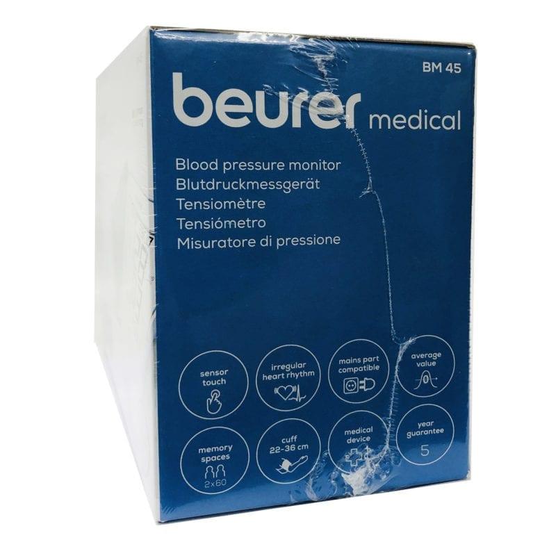 Beurer Blood Pressure Monitor Bm45