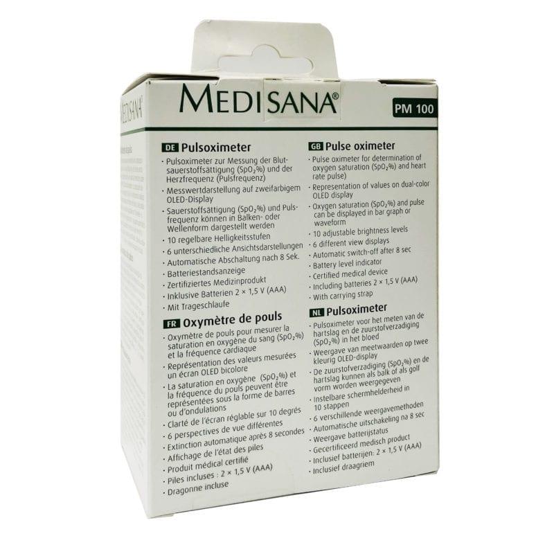 Medisana Pulse Oximeter Pm100