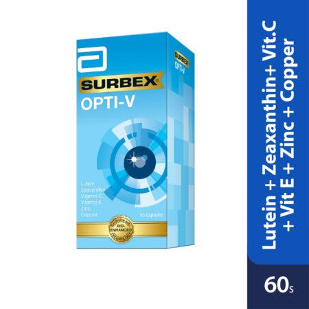 Abbott Surbex Opti-v 60s