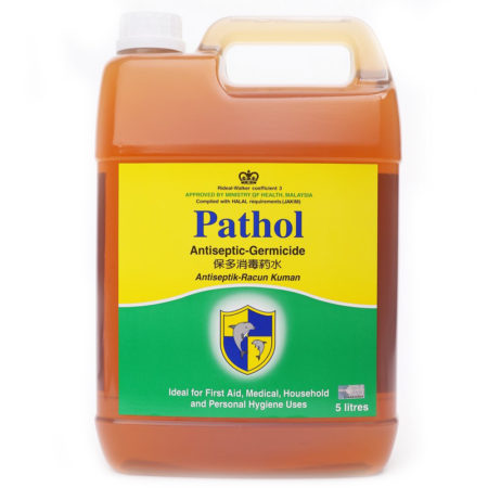 Pathol Anti-bacterial Disifinfectant 5000ml