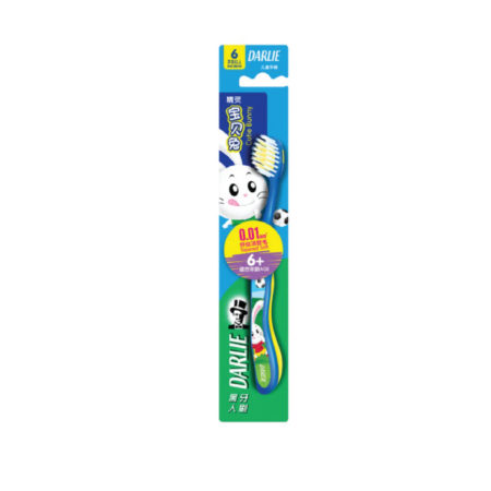 Darlie Toothbrush Cutie Bunny Kids (Age 6 And Above)
