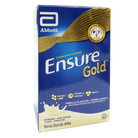 Abbott Ensure Gold Vanilla (400g)