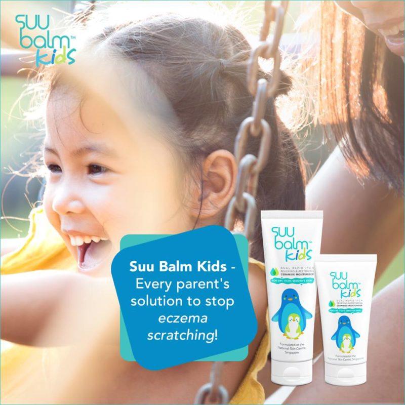Suu Balm Kids Gentle Moisturiser 75ml