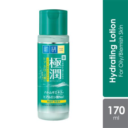 Hada Labo Blemish & Oil Control Hydrating Lotion (170ml)