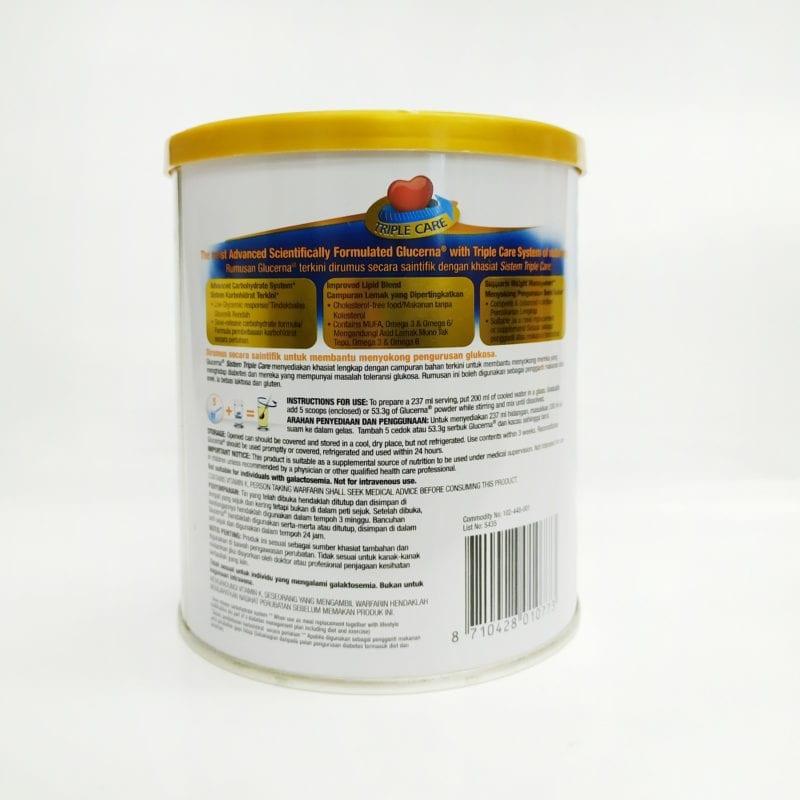 Abbott Glucerna Triple Care Choco 400g