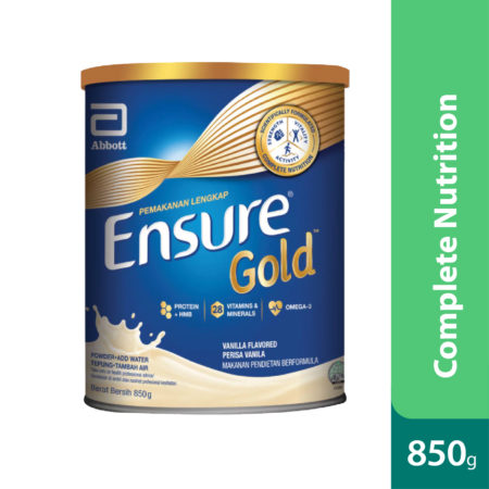 Abbott Ensure Gold Vanilla 850g
