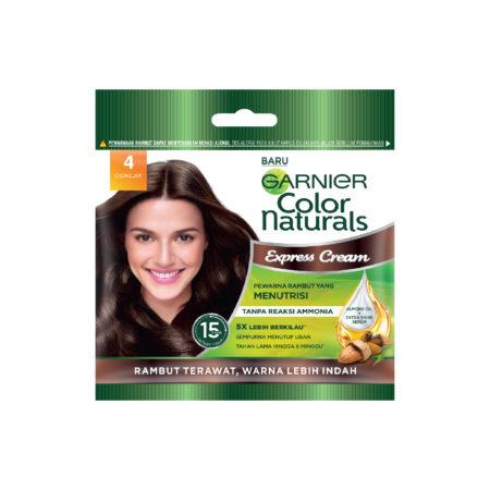Garnier Color Naturals Express Cream 4 Brown