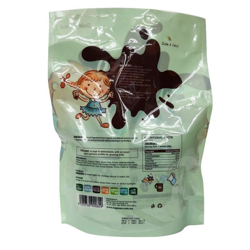 Miwakoko Choco Milk 10x30g