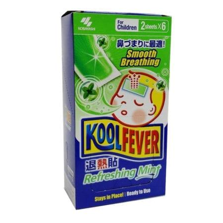 Koolfever Refreshing Mint 6x2s