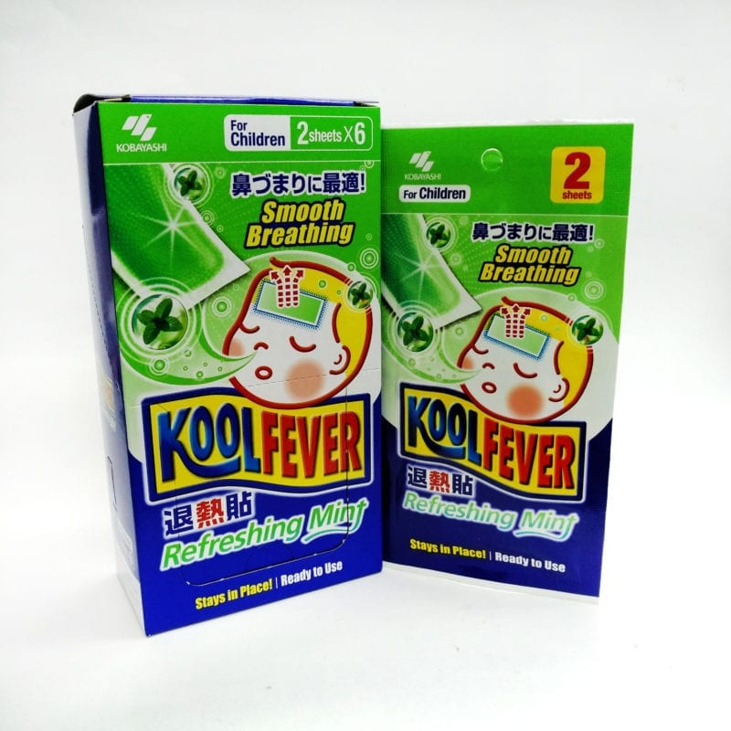 Koolfever Refreshing Mint 6x2s