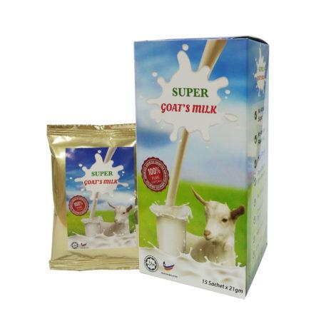 Super Goat's Milk (21g X 15s)
