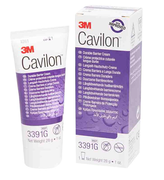 3m Cavilon 3391g Durable Barrier Cream 28ml