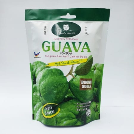 Gars Brown Sugar Guava 60g