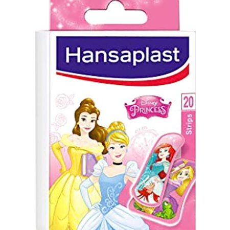 Hansaplast Princess Disney 20s