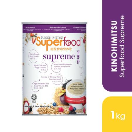 Kinohimitsu Superfood Supreme 1kg (exp Date 07/2021)
