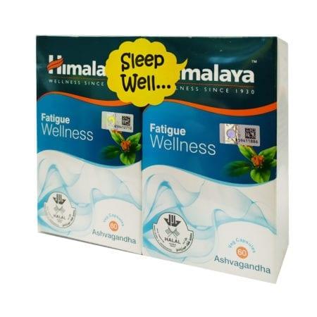 Himalaya Ashvagandha (fatigue Wellness) 2x60s