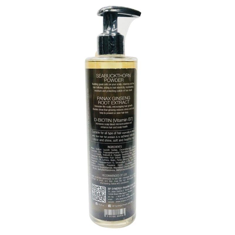 Bioplus Anti-hair Loss With Seabuckthorn 325ml