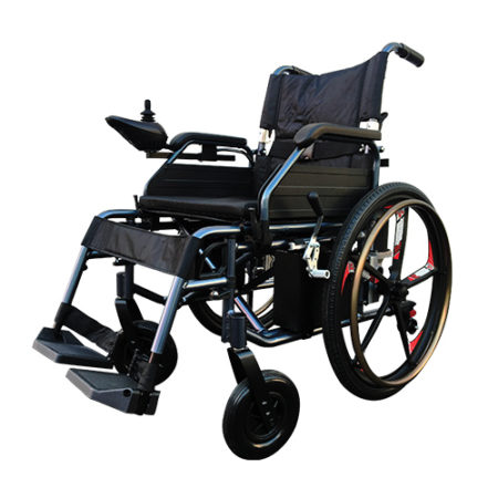 Moven Go Electric Wheelchair G04dla