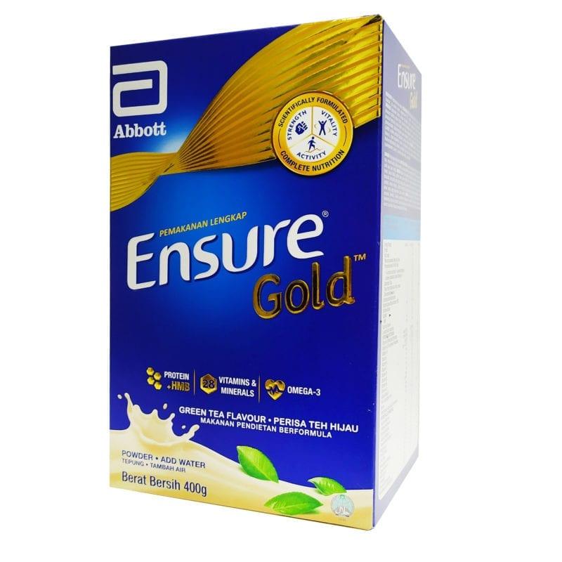 Abbott Ensure Gold Green Tea 400g