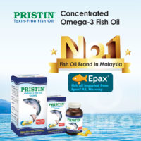 Thc Pristin Fish Oil 150s With 30s
