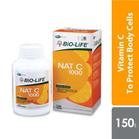 Bio-life Nat C 1000 150s
