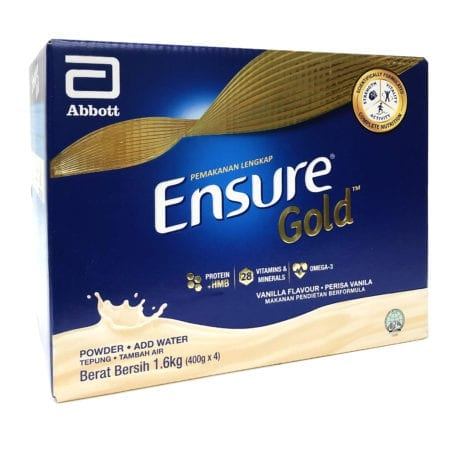 Abbott Ensure Gold Vanilla 1.6kg
