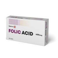 Biotective Folic Acid 400mcg 6x15s