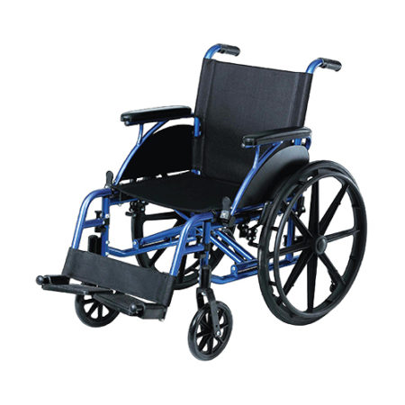 Moven Flexi Alu Daf Wheelchair 499