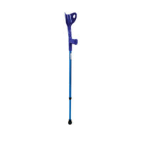 Anzen Elbow Crutches, Adult Ba158l2 1s