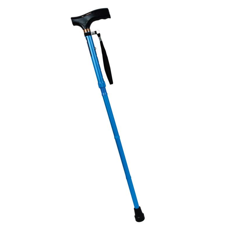Bestmade Anzen Walking Stick (adjustable & Foldable) (tongkat)