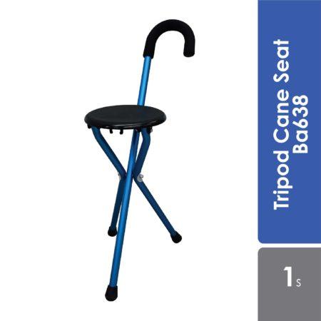 Anzen Tripod Cane Seat Ba638