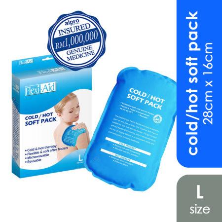 Flexi-aid Cold/hot Soft Pack 28x16cm (l) 1/bx