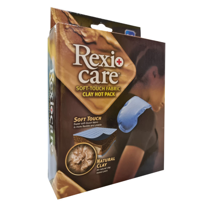 Rexicare Clay Hot Pack (shoulder) 1/bx