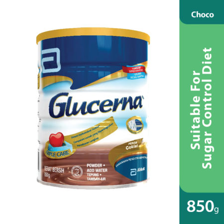 Abbott Glucerna Triple Care Choco 850g