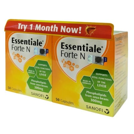 Essentiale Forte N 300mg 2x50s