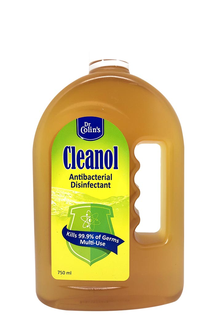 Cleanol Antibacterial Disinfectant 750ml