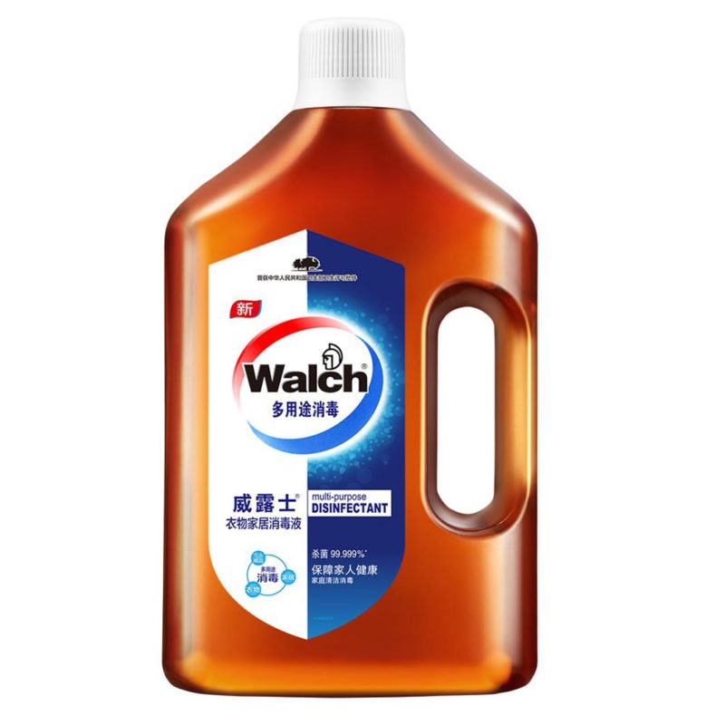 Walch Multi Purpose Disinfectant 3l