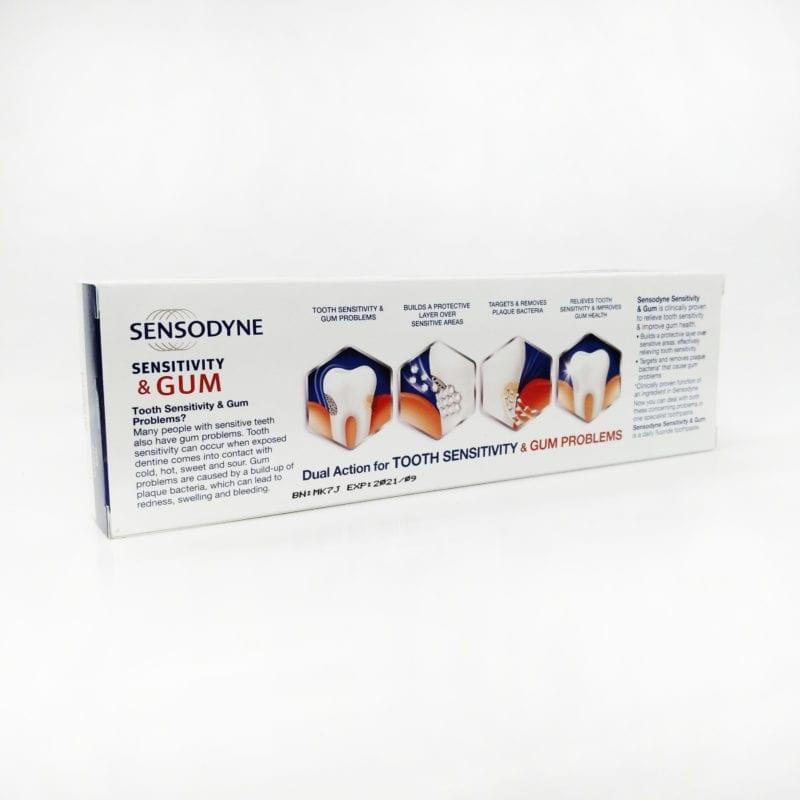 Sensodyne Sensitivity & Gum 100g Foc Toothbrush