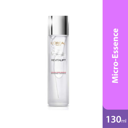 {Buy 1 Free 1 Loreal Revitalift Crystal 22ml} - Loreal Revitalift Crystal Micro Essence 130ml (lmt Edt)