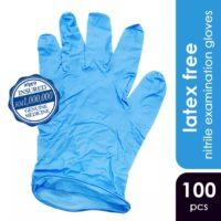 Unigloves Kooltouch Nitrile Gloves M