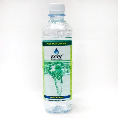 Ecpi Drinking Water 500ml 1s