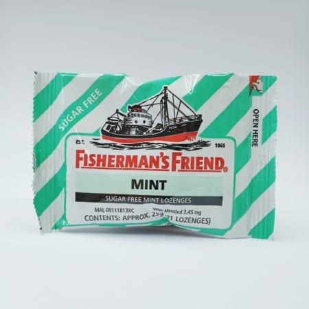Fishermans Friend Sugar Free Mint 25g 1s
