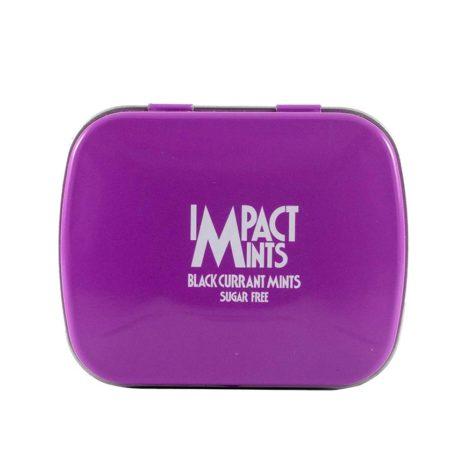 Impact Mints Black Currant 14g 1s