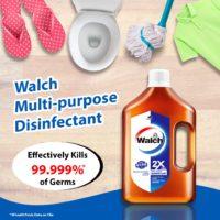 Walch Multi Purpose Disinfectant 1l